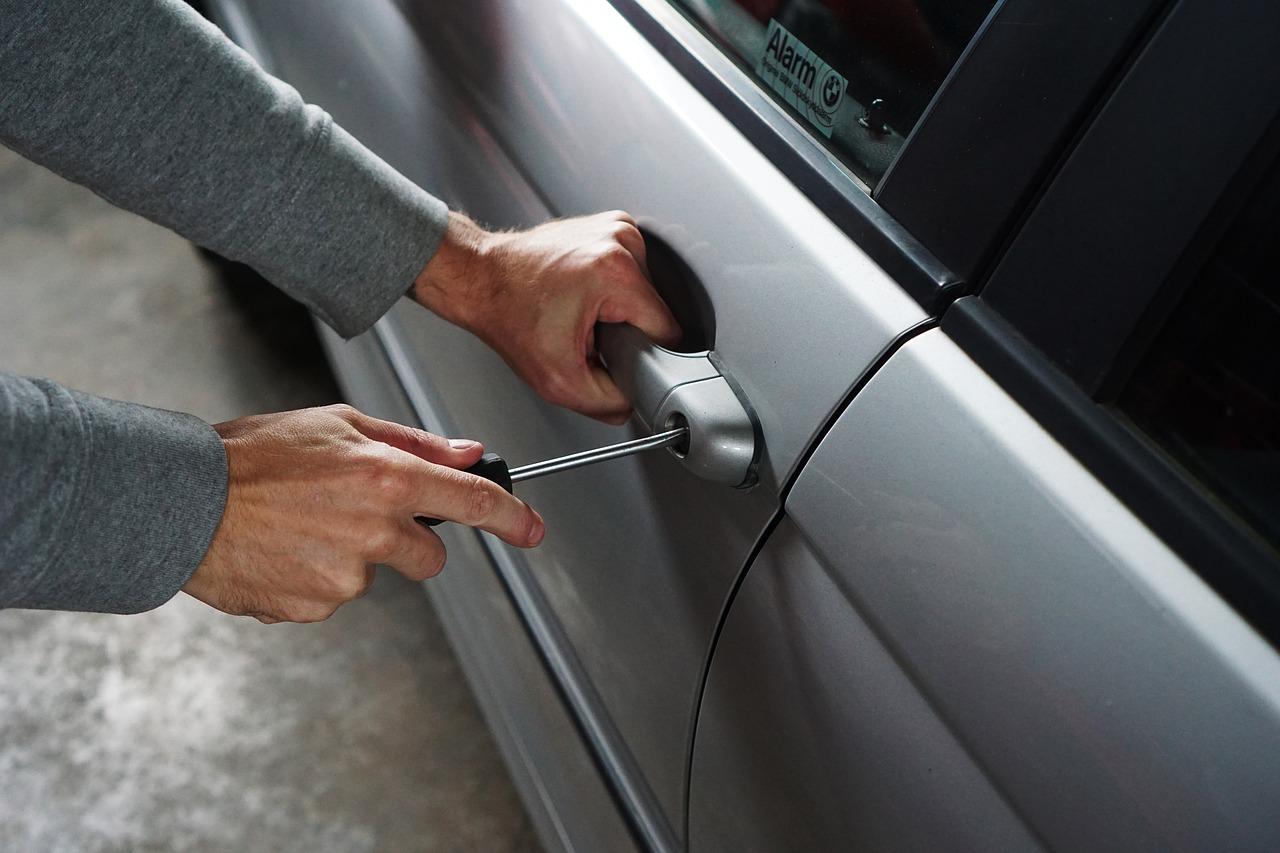 carros roubados