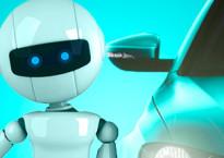 Conheça o robô manobrista