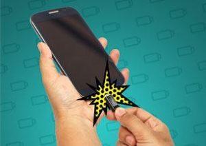Bateria do Smartphone