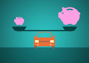 O valor do seguro auto