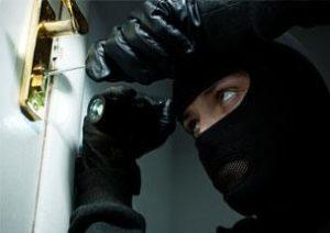 Sobem os roubos a casas