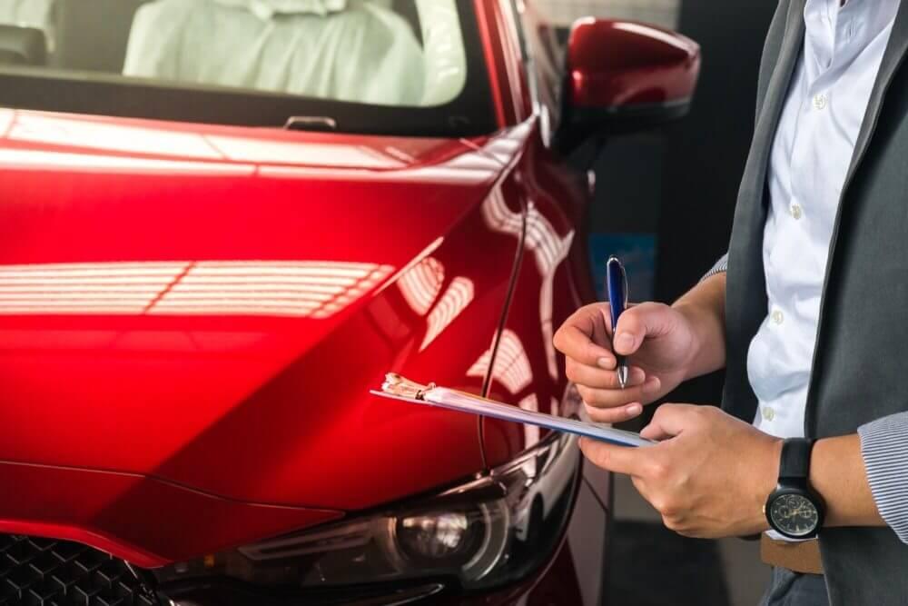 vistoria previa seguro auto