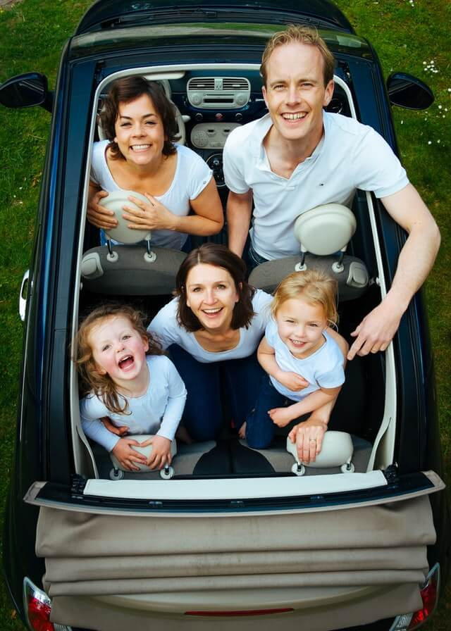 viajar com crianças - Viajar com crianças de carro requercuidados