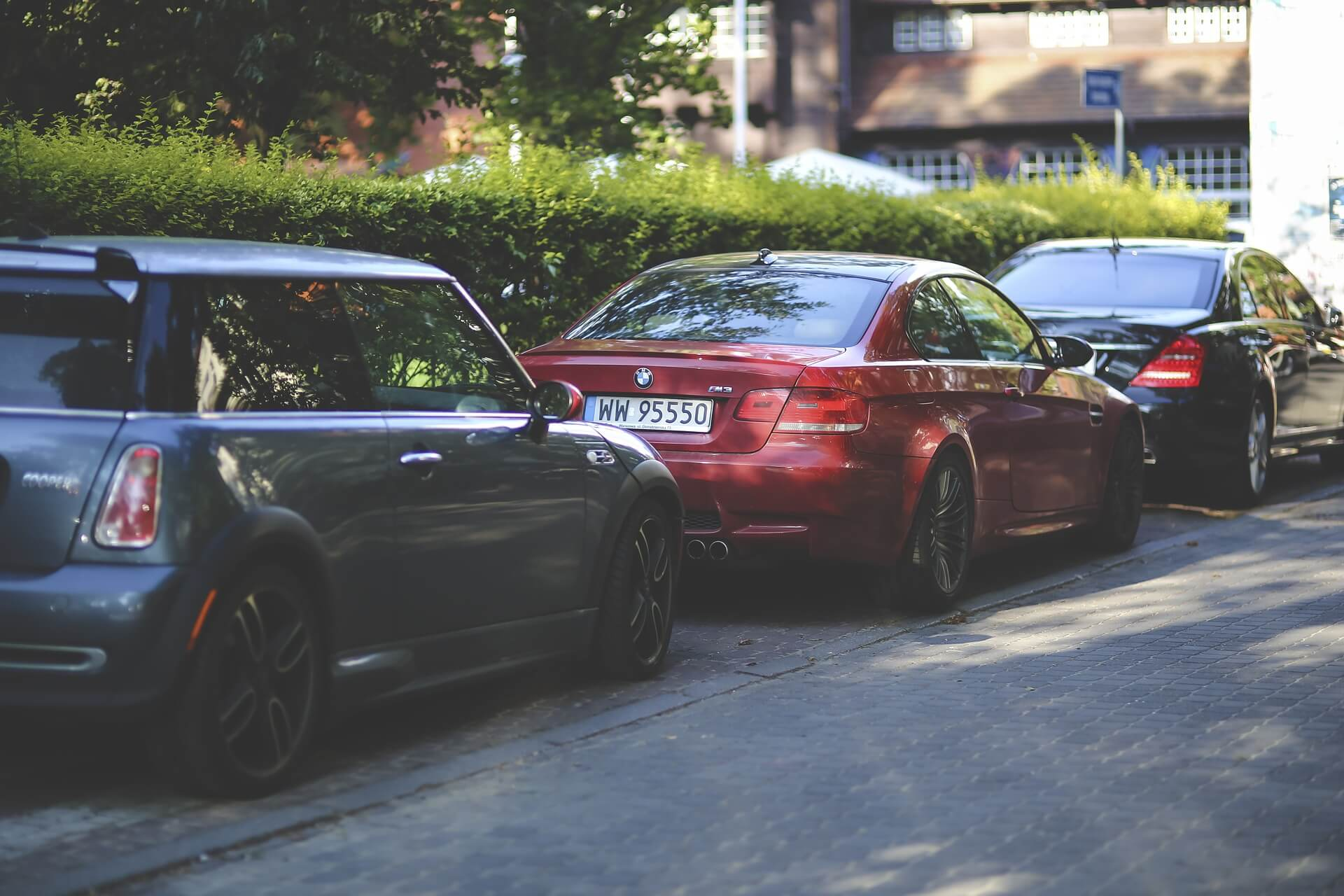 sensor de estacionamento baliza