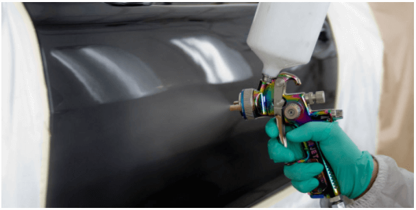 micro pintura automotiva