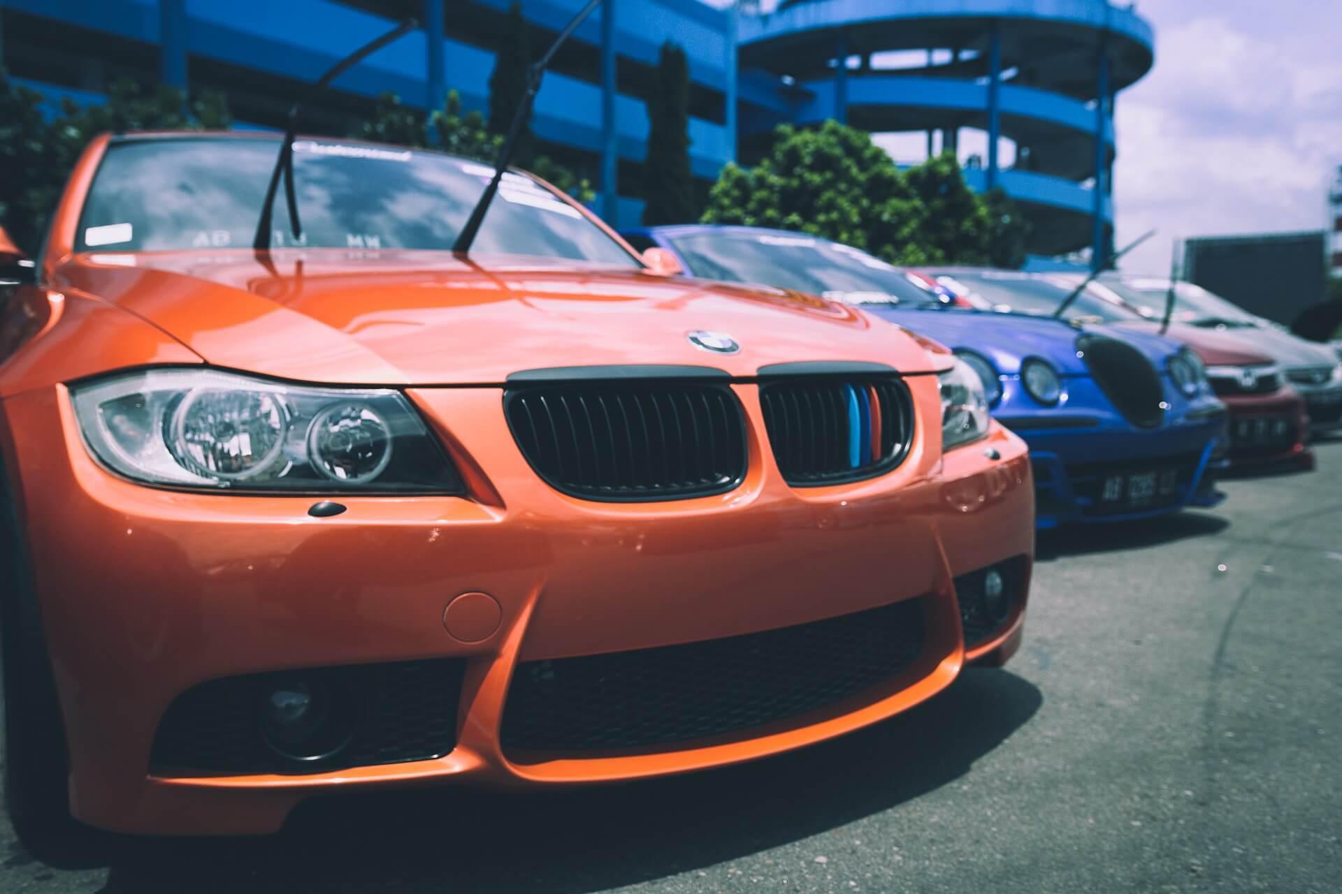 carros sinistrados