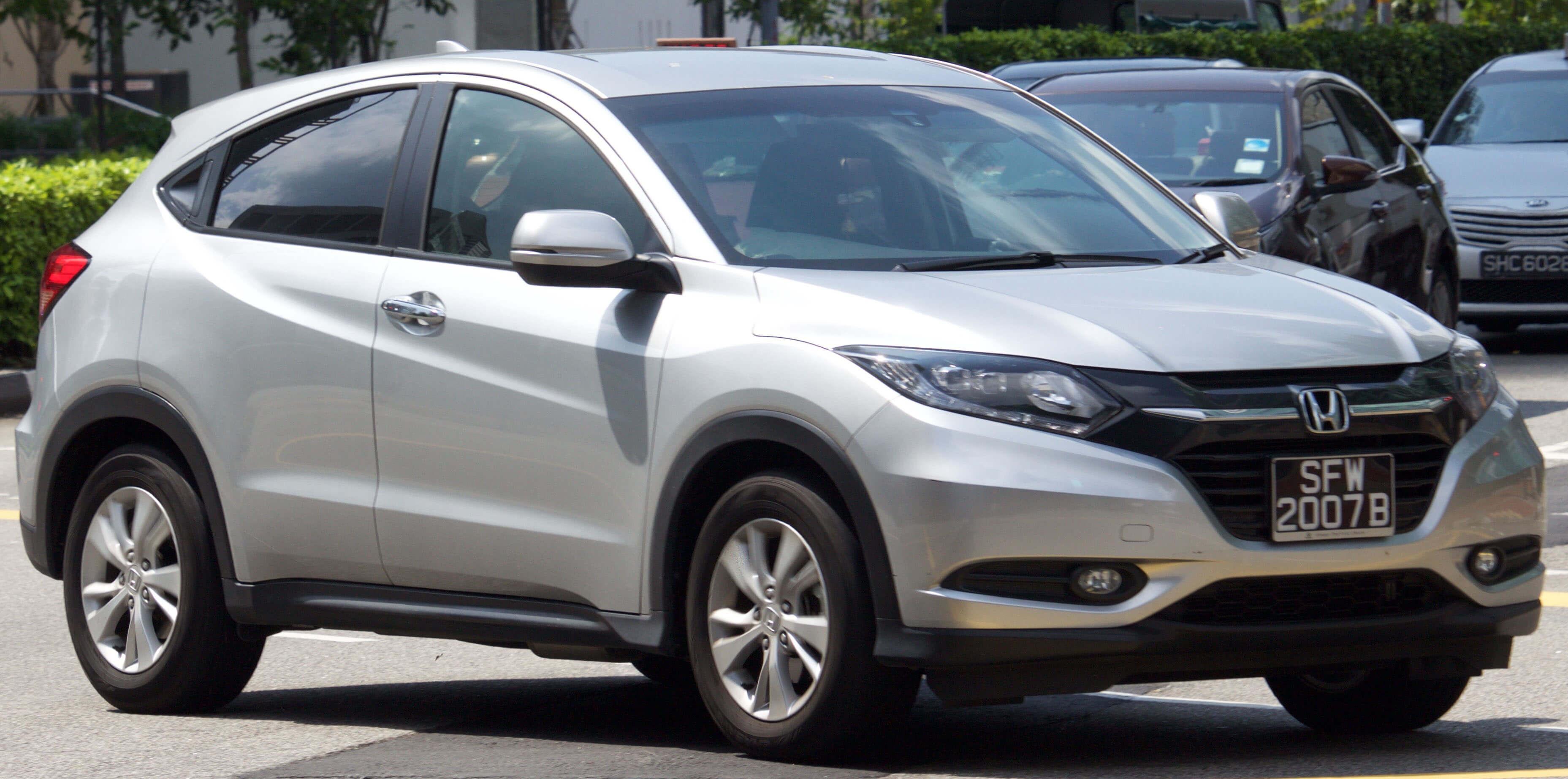 Honda HRV - carros para viajar