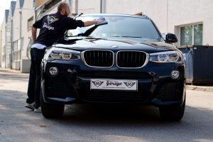 BMW Preta