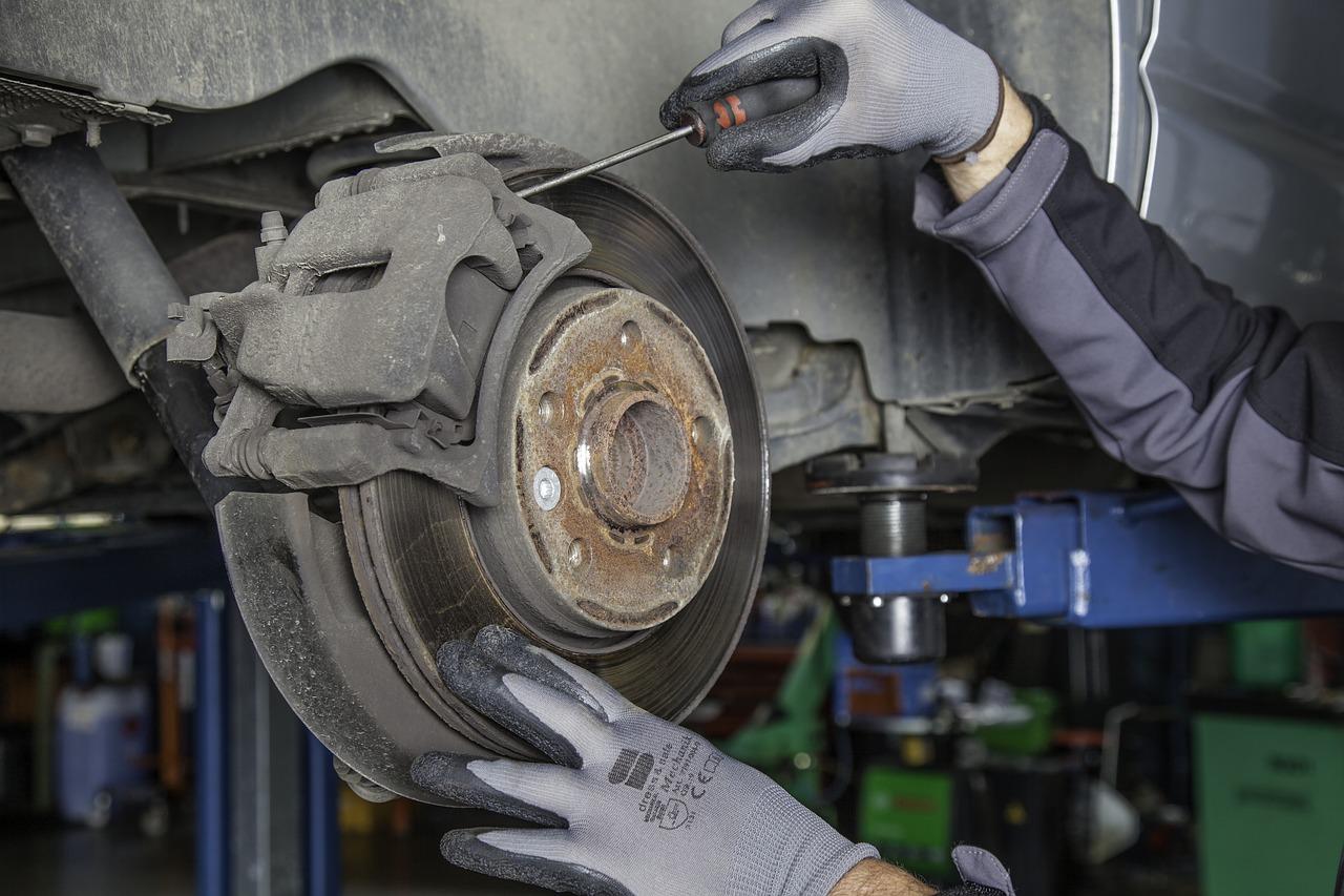 calibragem de pneus - pastilhas de freio