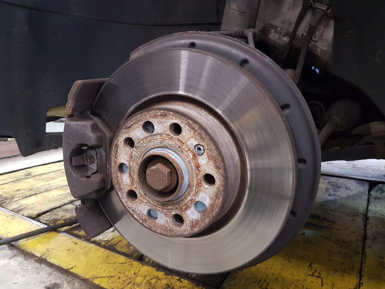 manutenção preventiva - manutenção de freios