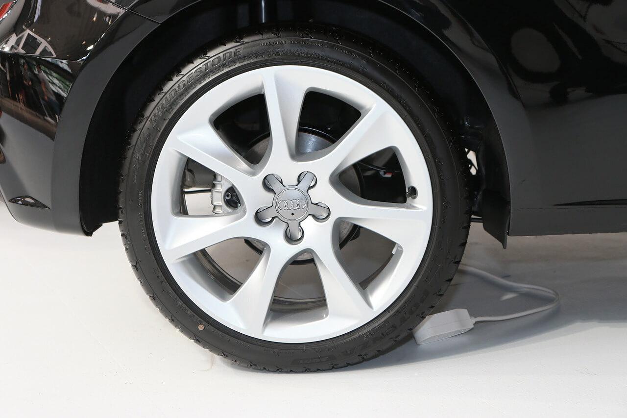 manutenção preventiva - calibragem de pneus