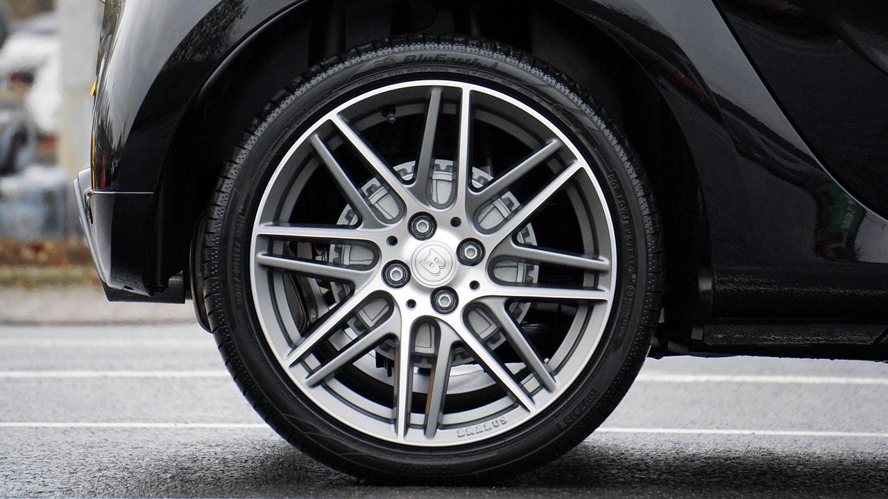 calibragem de pneus