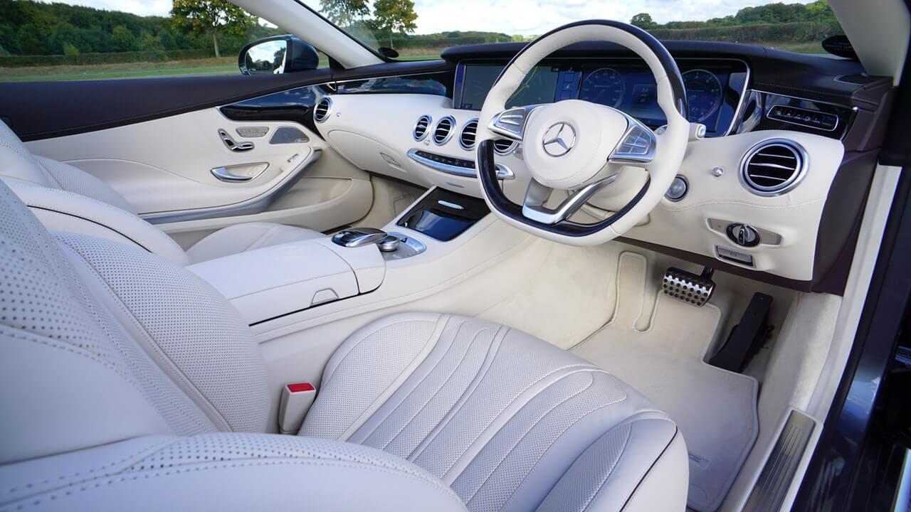 limpeza de carros - interior