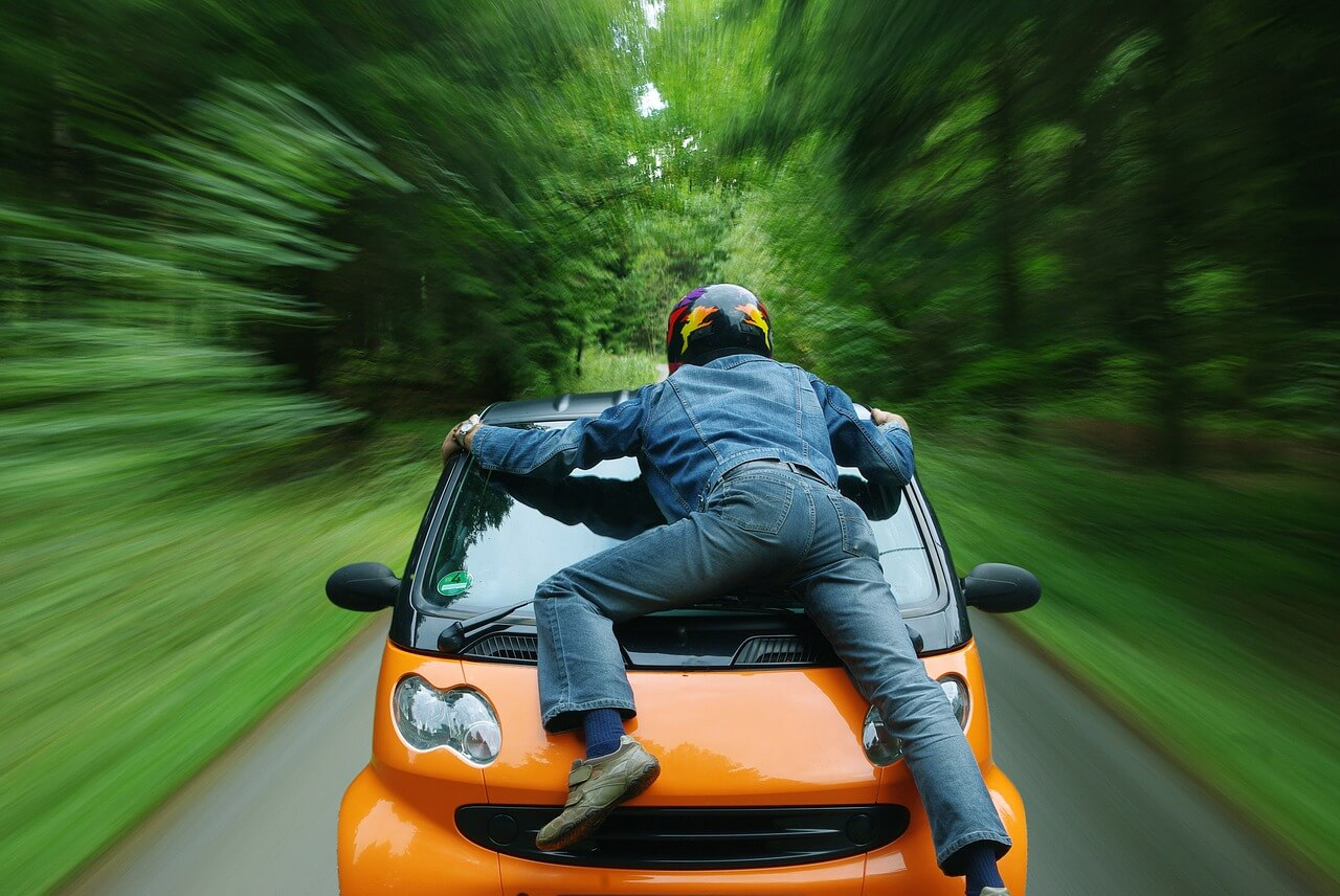 Como funciona o seguro de carro para terceiros - danos corporais