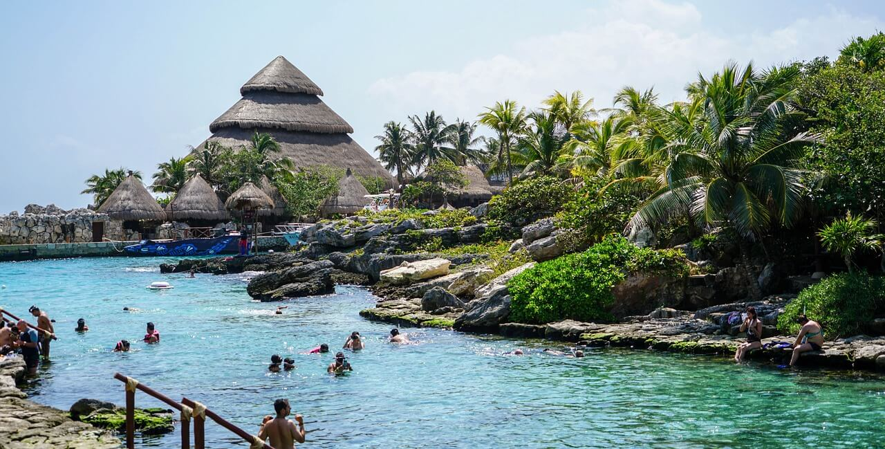 melhor época para ir a Cancun - temperatura