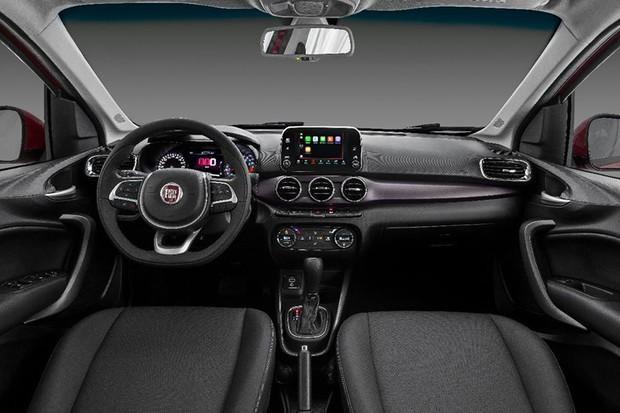 Cronos da Fiat - versões de entrada