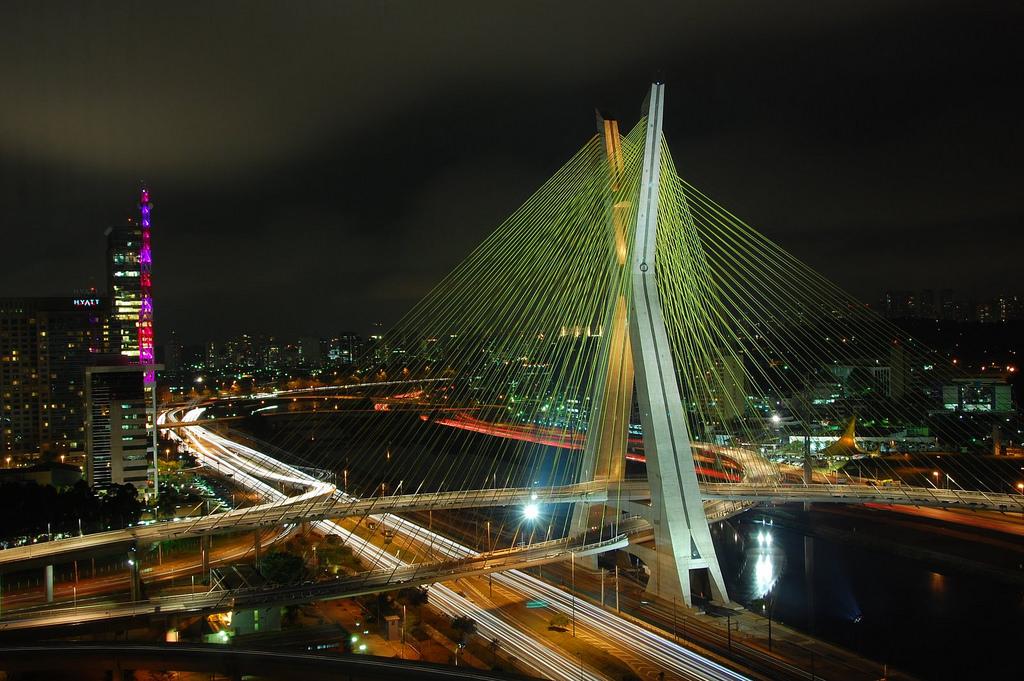 melhores hotéis - São Paulo