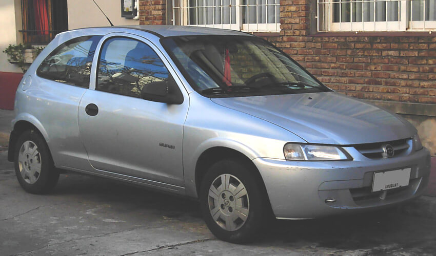 IPVA mais barato - Chevrolet Celta Super 1.0 2p 2002