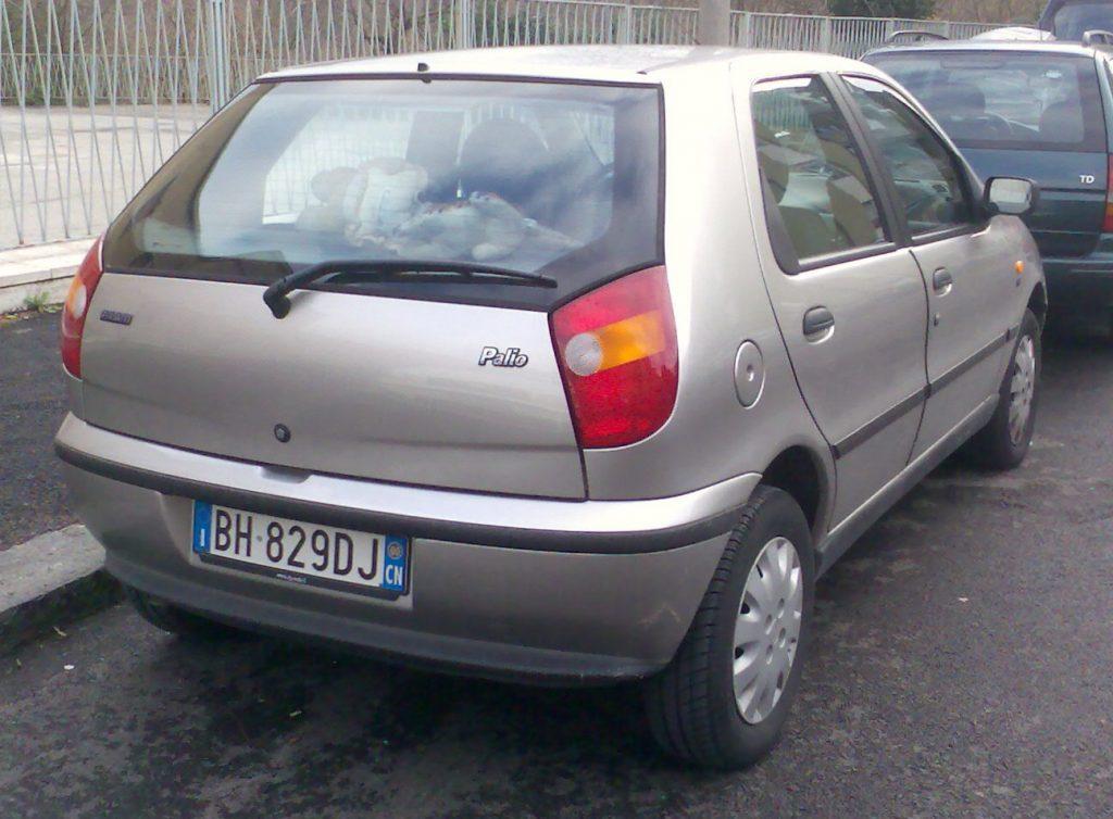 IPVA mais barato - Fiat Palio Young 1.0 2p 2002
