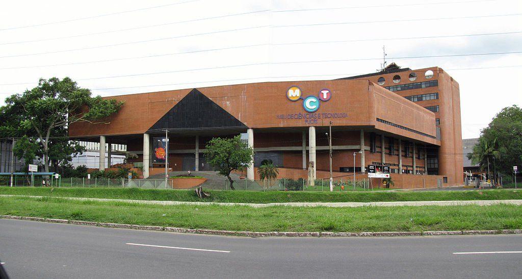 melhores rotas - Museu de ciências de tecnologia