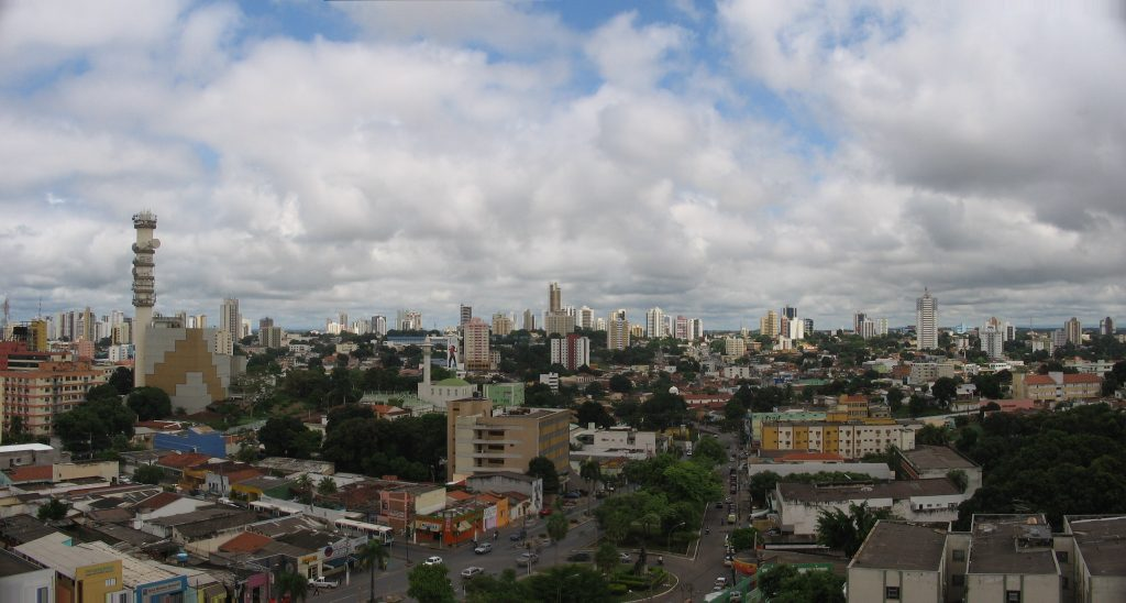 carros mais vendidos - Cuiabá