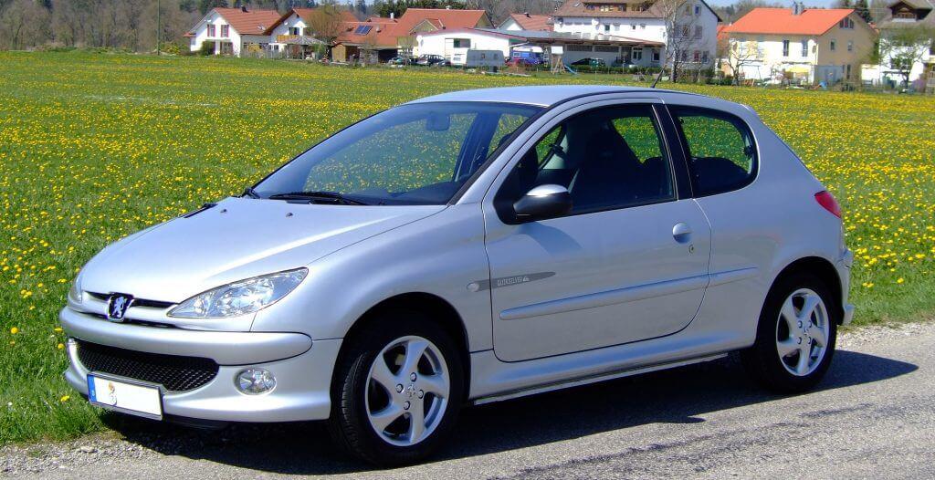 IPVA mais barato - Peugeot 206 Sensation 1.4 2006