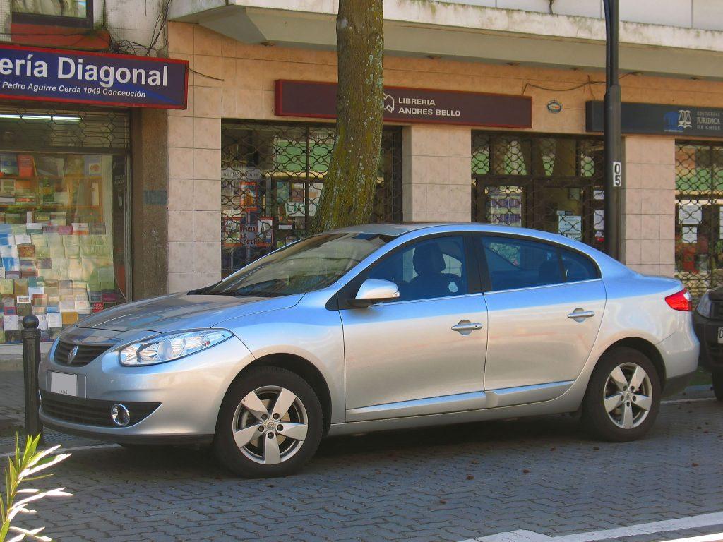 carros usados - Renault Fluence Privilege 2014