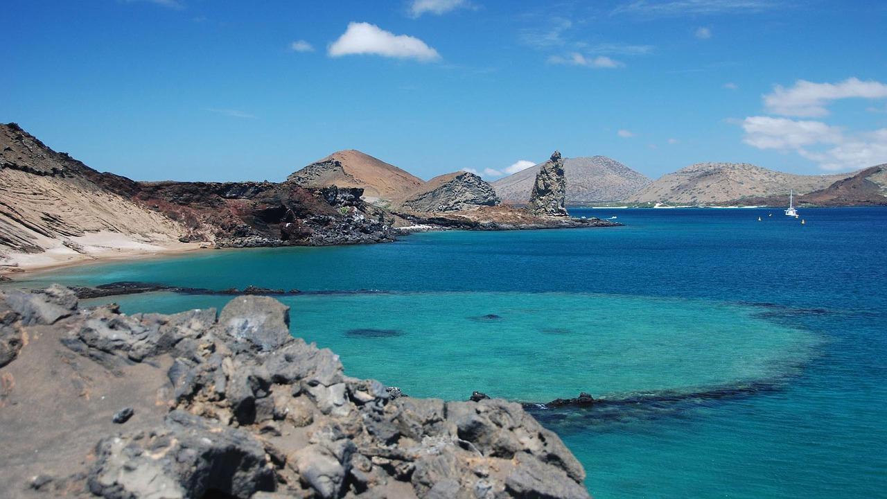 viagem de cruzeiro - Galápagos, Equador