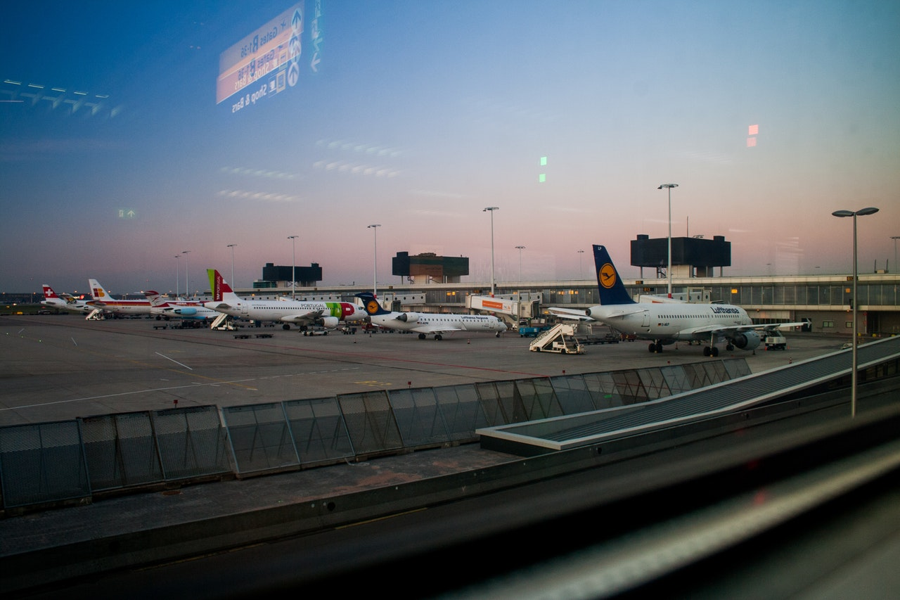 maior aeroporto do mundo - Atlanta Hartsfield-Jackson