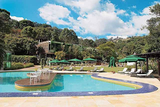 melhores hotéis - Unique Garden Hotel & Spa