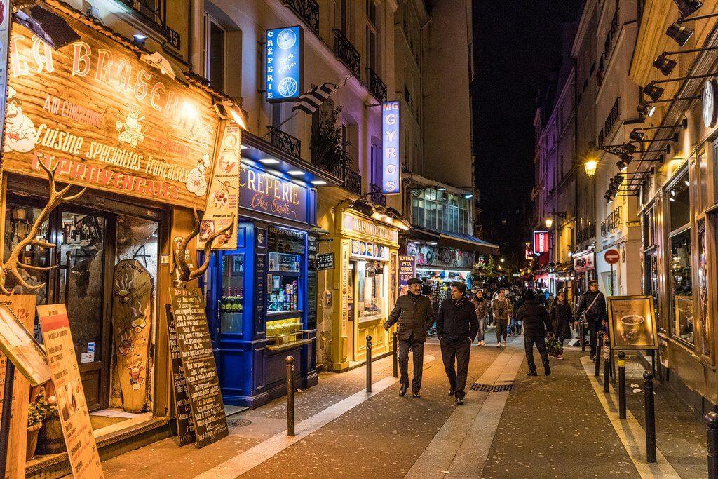onde ficar em Paris - Quartier Latin e Champs-Élysées são boas opções de onde ficar em Paris