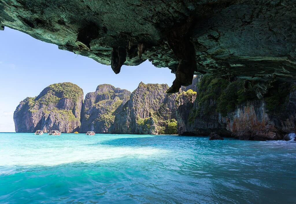 Ilhas Phi Phi - Maya Bay