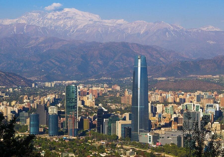 destinos da América do Sul - Santiago