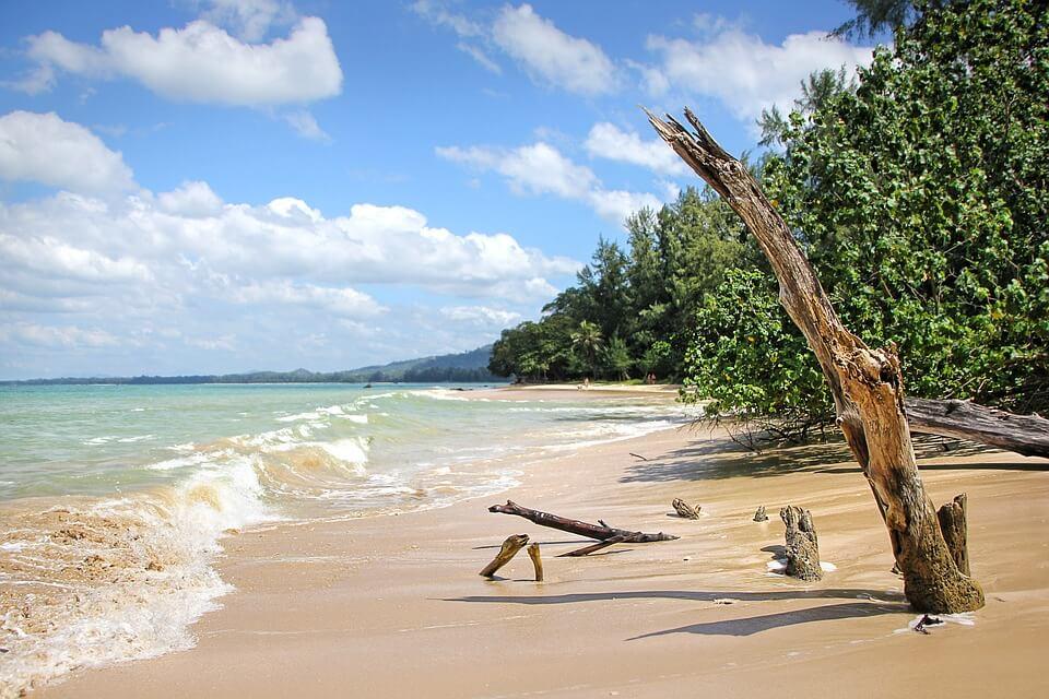 Ilhas Phi Phi - Phak Nam Bay