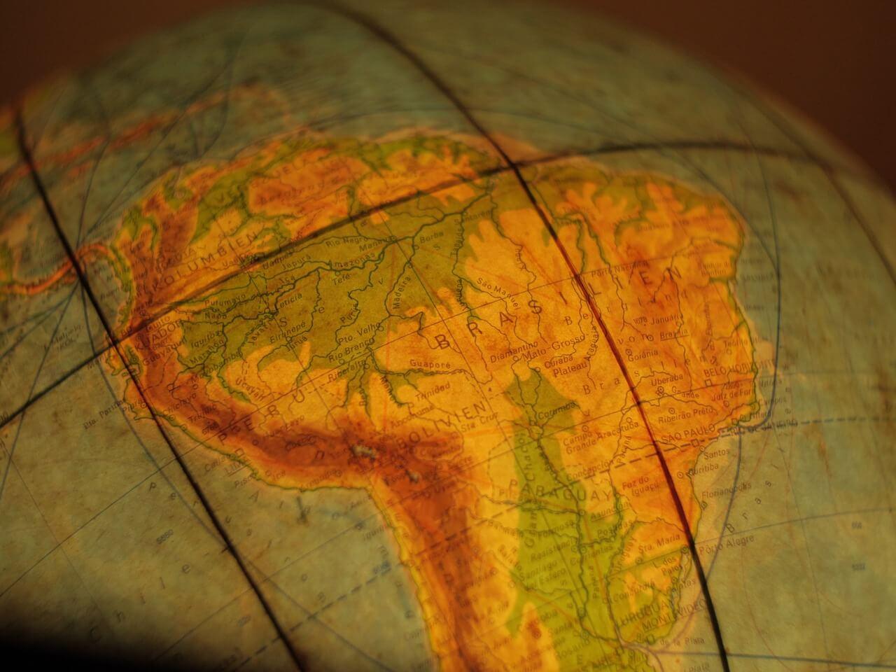 destinos da América do Sul