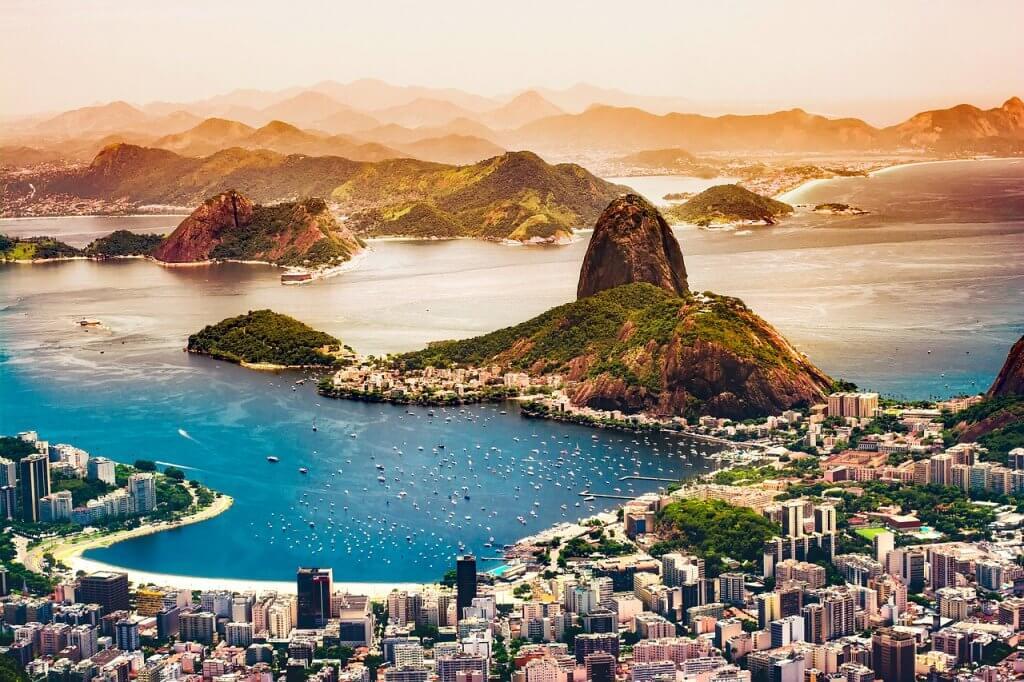 destinos da América do Sul - Rio de Janeiro