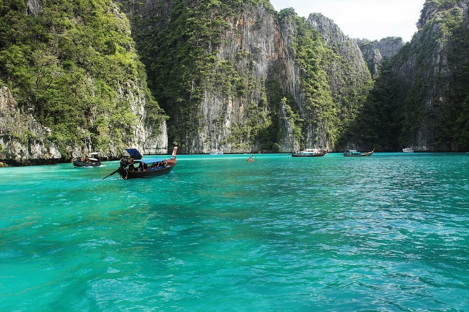 Ilhas Phi Phi - Qual a melhor época para ir às ilhas Phi Phi?
