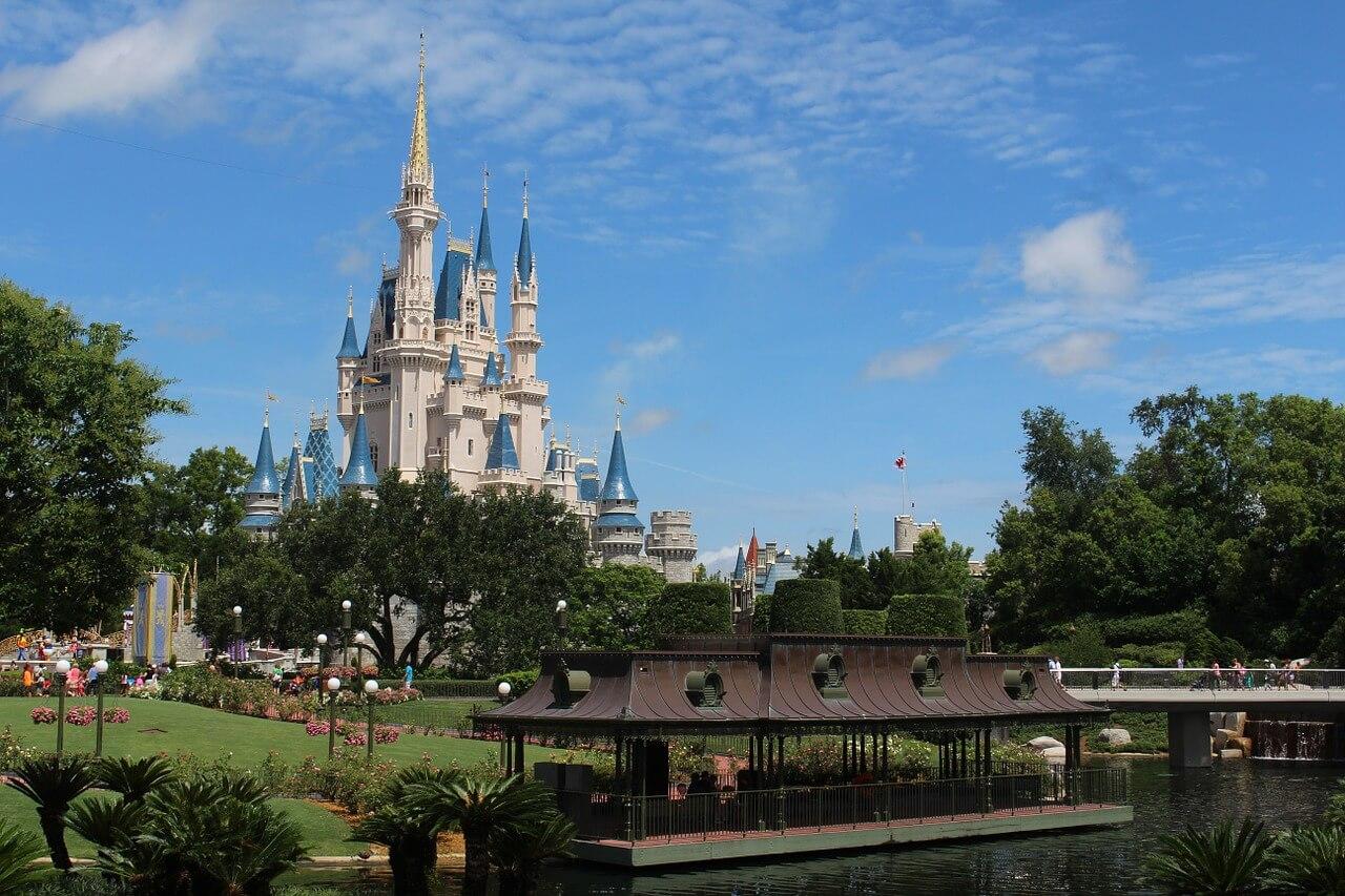 lugares para viajar com crianças - Disney, o sonho de viagem de qualquer criança
