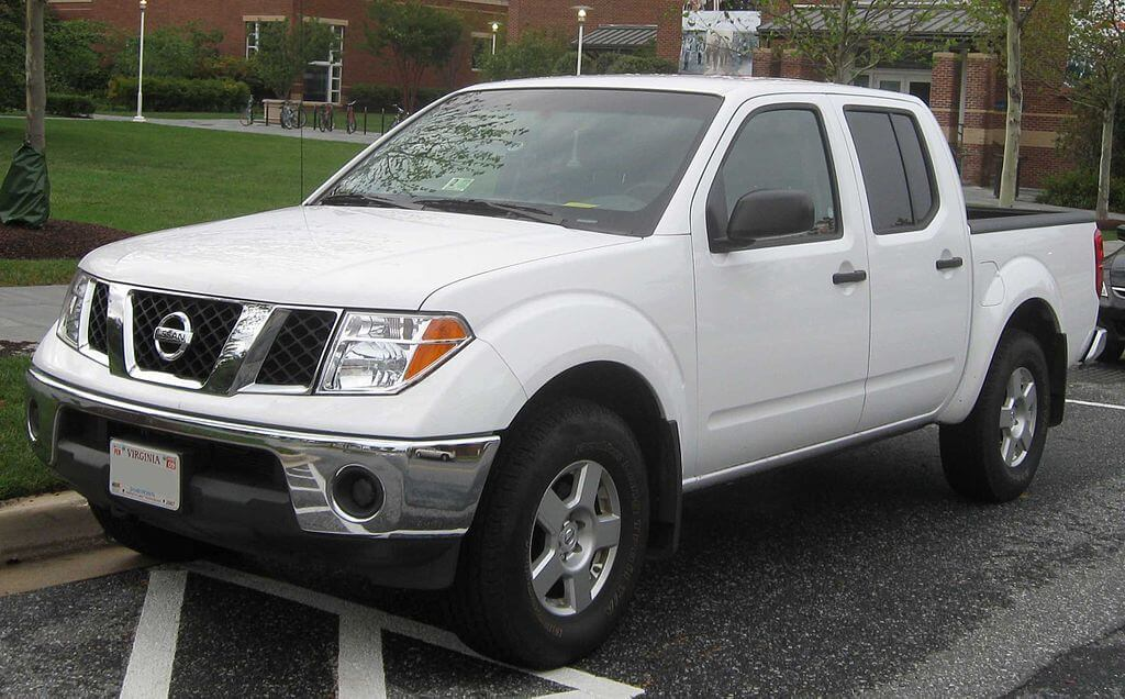 manutenções mais baratas - Nissan Frontier
