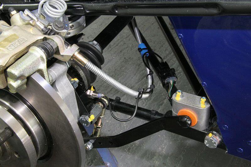 sensor de rotação -