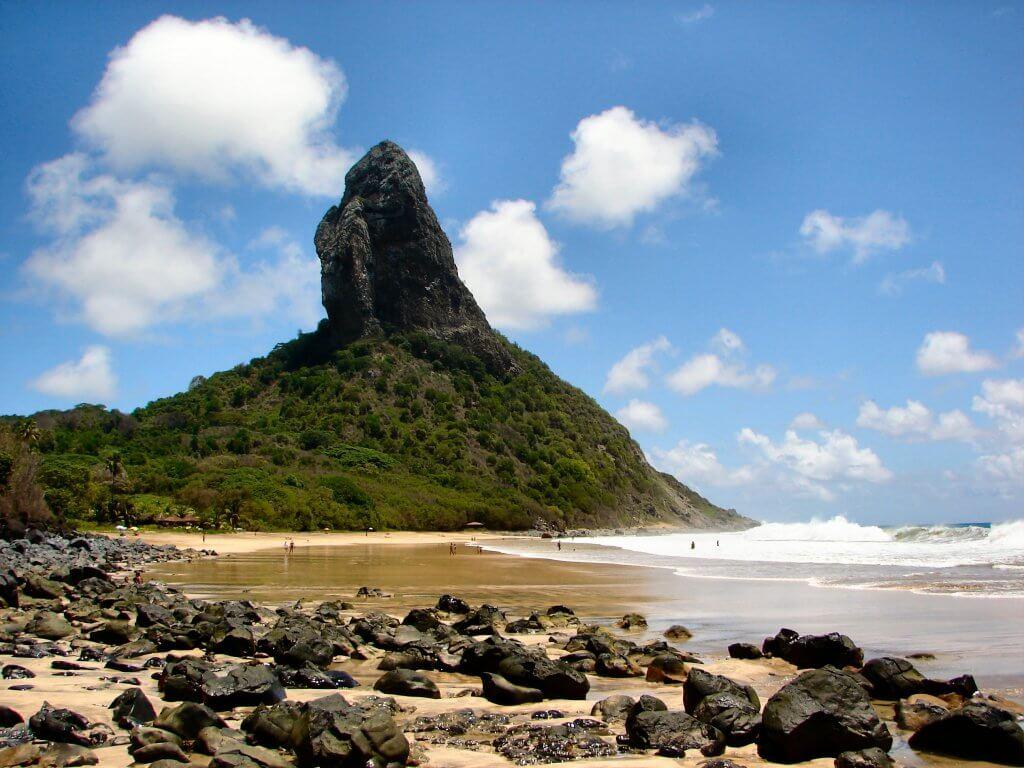 viagem para Fernando de Noronha - Onde se hospedar -Vila do Trinta
