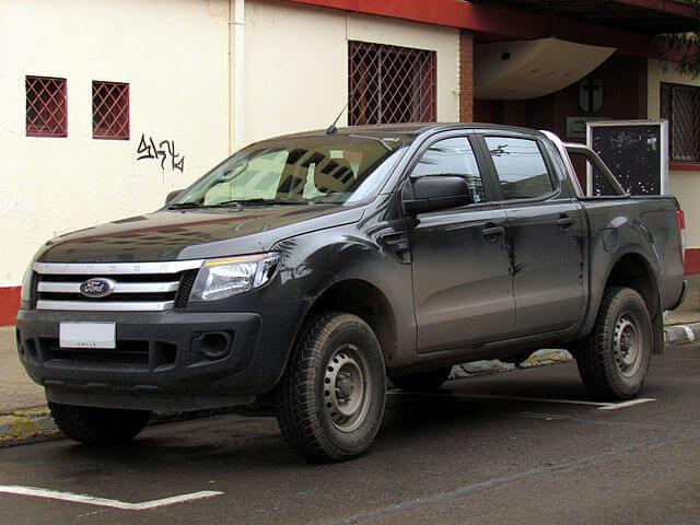 manutenções mais baratas - Ford Ranger