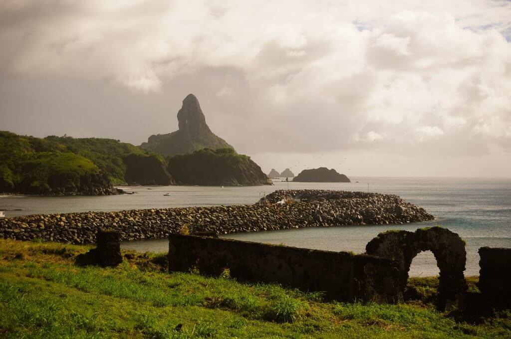 viagem para Fernando de Noronha - Onde se hospedar - Vila Floresta Nova
