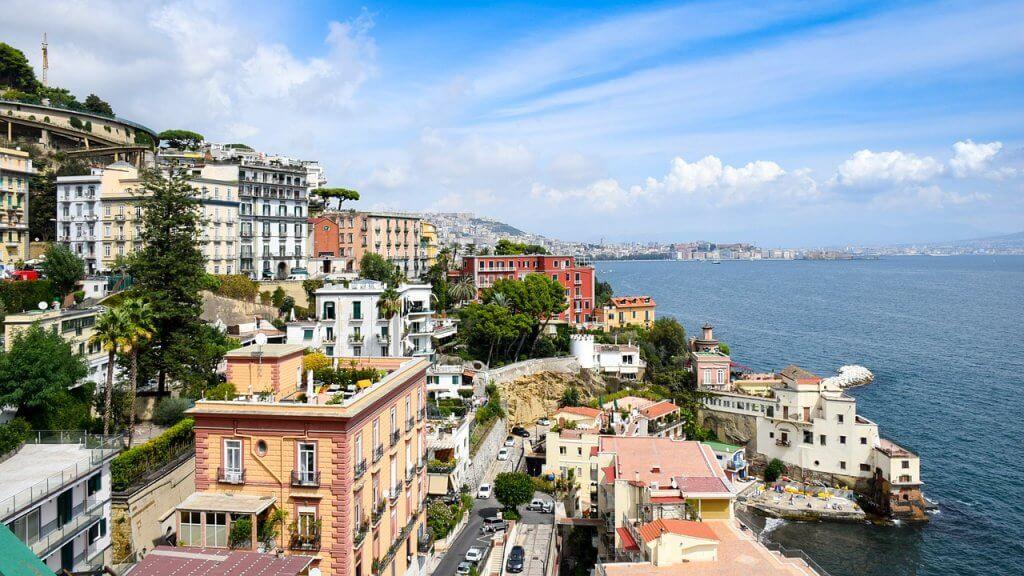viagem barata - Nápoles – Itália