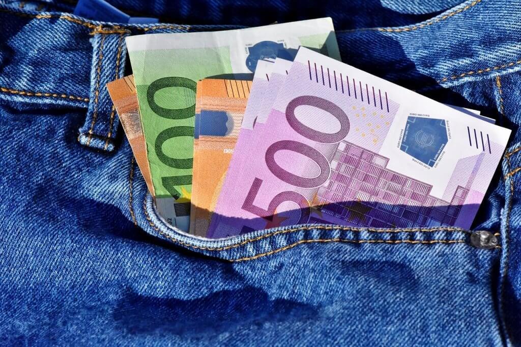 viagem para Portugal - A compra dos euros