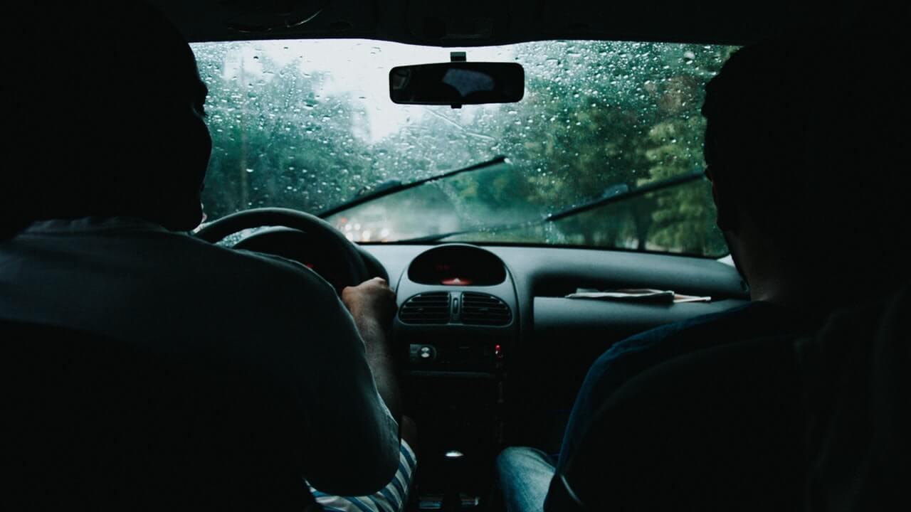 medo de dirigir - Escolha bem quem vai te acompanhar