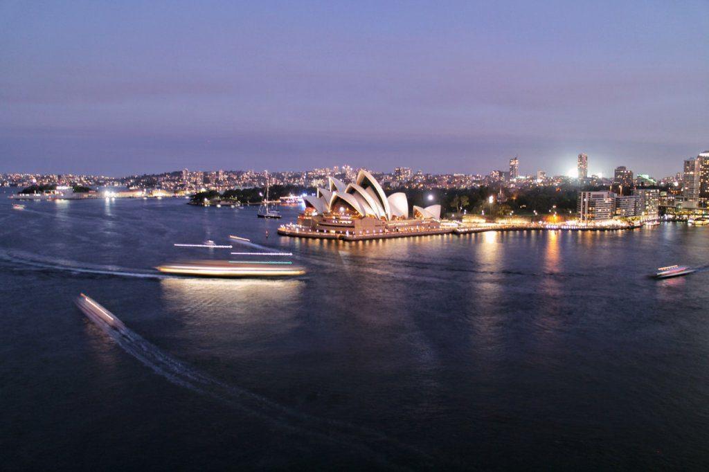seguro viagem internacional - Austrália