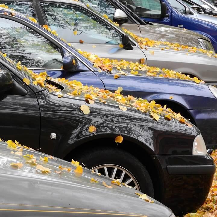 polimento cristalizado - Os cuidados com o automóvel também protegem a pintura