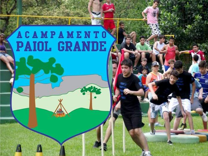 acampamento de férias - Acampamento de férias Paiol Grande – São Bento do Sapucaí (SP)