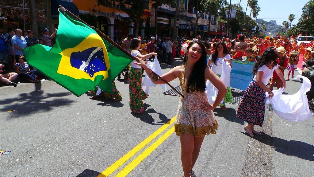 festa populares brasileiras - Carnaval: o destaque das festas populares brasileiras